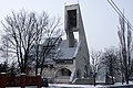 Church of Immaculate Heart of Mary, 100 Pollanki street, Krakow, Poland.jpg