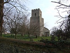 Church of St. Peter and St. Paul, Shropham - geograph.org.uk - 382574.jpg