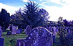 Church of St Mary the Virgin Graveyard.JPG
