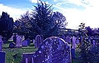 Church of St Mary the Virgin Graveyard.JPG