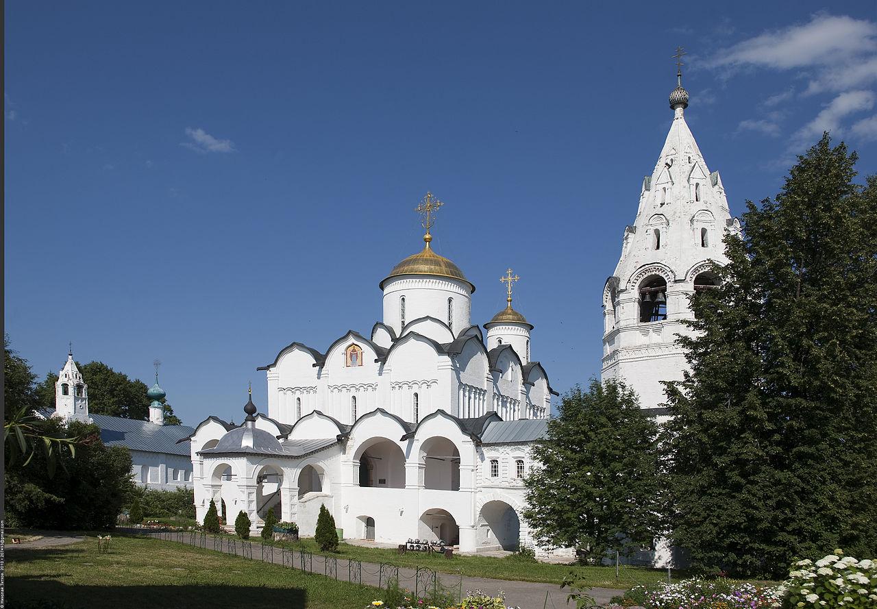 Church of the Protection of the Theotokos (Pokrovsky Monastery, Suzdal) 05.jpg