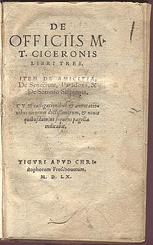 cicero 3 essay Searching for cicero marcus tullius essays find free cicero marcus tullius essays, term papers, research papers, book reports, essay topics, college essays.