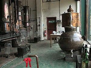 Burrow Hill Cider Farm - Cider Brandy Still