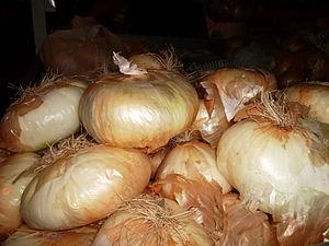 Cipolla di Giarratana - Cipolla di Giarratana (Giarratana Onion)