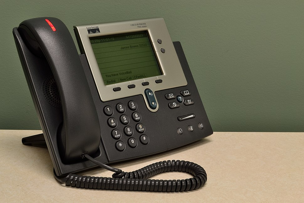 CiscoIPPhone7941Series