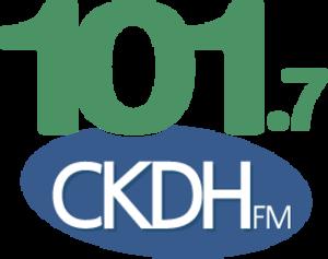 CKDH-FM - Image: Ckdh logo 2011