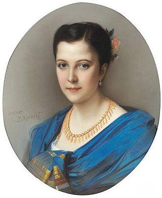Madame Clémentine Valensi Stora (L'Algérienne) - Image: Clémentine Stora, Constant Joseph Brochart