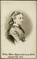 Clara Rylander, porträtt - SMV - H1 177.tif
