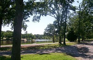 Rogers County, Oklahoma - Claremore Lake