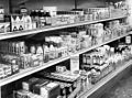 Clark's, a grocery, drug, sundries, and department store and lunch counter, 3900 North Independence Boulevard, Charlotte, NC, c.1962 or 1963. From the General Negative Collection, North Carolina State (6876070305).jpg
