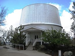 Clark Telescope Dome, Lowell Observatory - Flickr - brewbooks.jpg