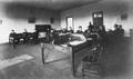 Classroom KansasStateAgriculturalCollege ca1885 KansasStateUniversityArchives.png
