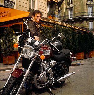 Claude Verlon - Image: Claude Triumph