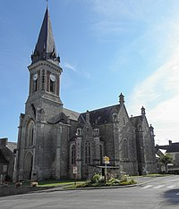 Coësmes (35) Église 01.jpg