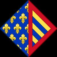 CoA of Jeanne of Bourgogne (1293-1349).png