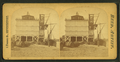Coal packet at dock, by S. C. Reed.png