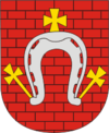 Coat of arms of Dribinas rajons