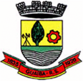 Guaíba - Image: Coat of arms of Guaíba RS