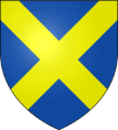 Coat of arms of Mercie (corrected blue).png