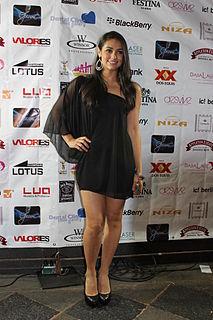 Renata Notni Mexican actor and model