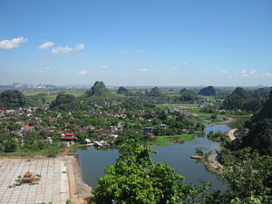 Đinh dynasty - Hoa Lu Ancient Capital – Dai Co Viet country's capital