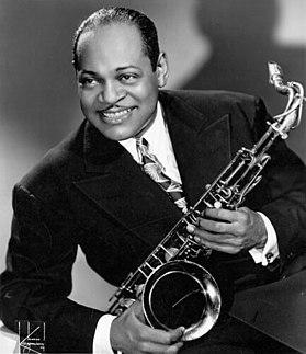Coleman Hawkins American jazz saxophonist