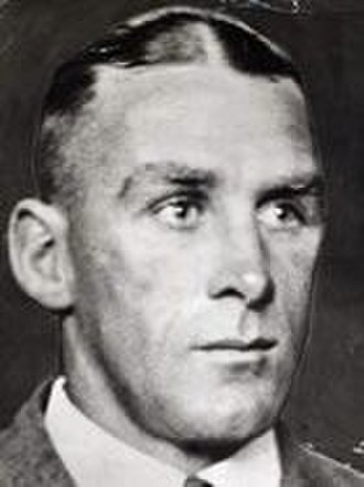 1925 VFL season - Brownlow Medal winner Colin Watson