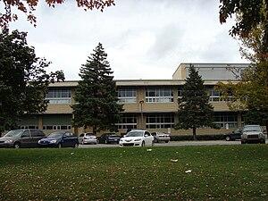Collège Ahuntsic - Image: Collège Ahuntsic 05
