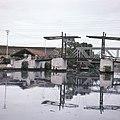 Collectie NMvWereldculturen, TM-20027603, Dia, 'De Hollandse ophaalbrug over de Kali Besar', fotograaf Boy Lawson, 1971.jpg