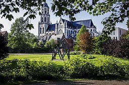 Collegiale kerk Sint-Gummarus te Lier