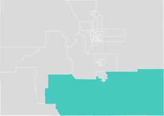 Colorados 35th Senate district American legislative district