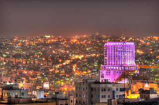 Colorful Lovely Lights of Amman.jpg