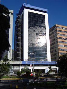 Edificio de la Comandancia General de la Policía Nacional en Quito. b2c137b377c8b