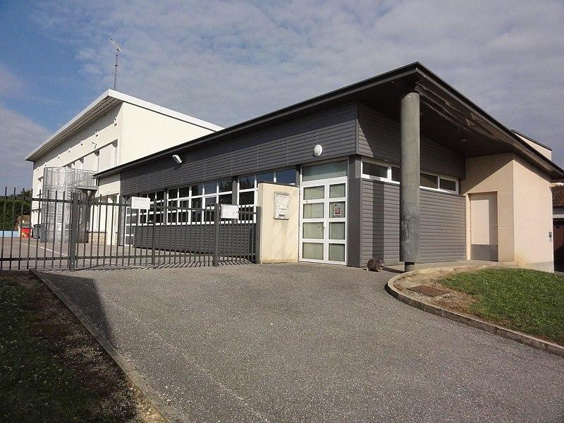 Combles-en-Barrois (Meuse) école