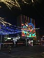 Commercial District of Yonkacho in Sasebo, Nagasaki at night 20141230.jpg