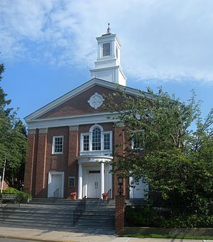 Great Neck, New York - Community Church of Great Neck