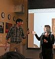 Community Engagement Team - Wikimedia - December 2013 - Photo 03.jpg