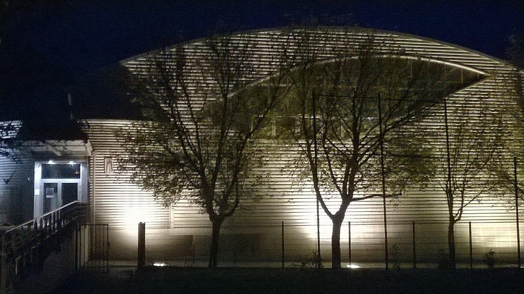 Complexe sportif Christian Rosskopf à Chartres