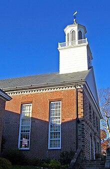 First Presbyterian Church (Irvington, Iowa)