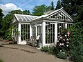 Conservatory in the Secluded Garden - geograph.org.uk - 444701.jpg