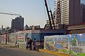 Construction site of Dongfanghong Square Station (20171004170906).jpg