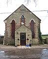 Converted Wesleyan chapel in Chapel Road - geograph.org.uk - 1635270.jpg