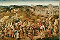 Copy after the circle of Jan van Eyck - Road to Calvary, ca. 1530.jpg