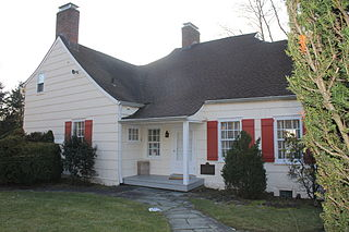 Cornelius Van Wyck House NY location listed on National Register of Historic Places