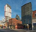 Corner of Queen St W and Peter St, Toronto 20170416 1.jpg