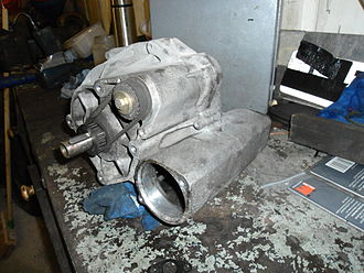 G-Lader - A G-Lader supercharger from a Volkswagen Corrado G60.