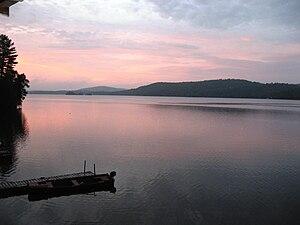 Saint-Aimé-du-Lac-des-Îles, Quebec - Lac des Îles