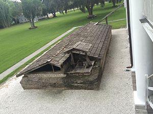 Gamble Plantation Historic State Park - Covered cistern, Gamble Plantation