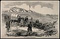 Crimean War, Russia; French ambulances before Sebastopol. Wo Wellcome V0015373.jpg