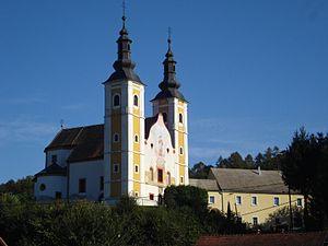 Štrigova - Church of Saint Jerome